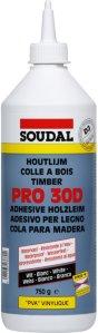Soudal PRO 30D Vannfast Trelim 750 ml