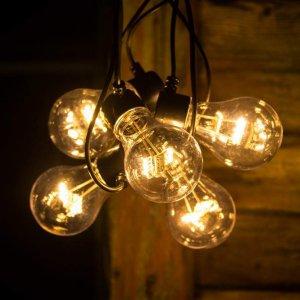 Lyslenke med LED-LM glødetrådeffekt bernstein