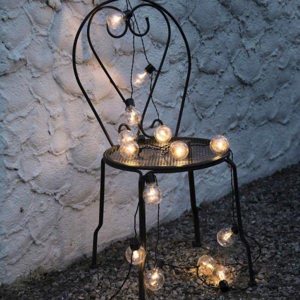 Utendørs lyskjede LED Party Lights
