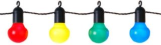 Elin LED-lyslenke med 20 lys