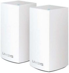 Linksys Velop Whole Home Mesh Wi-Fi System Dual-Band (2-pk)