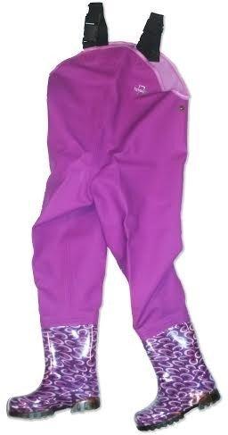Barnevaderen regnbukse m/gummistøvler