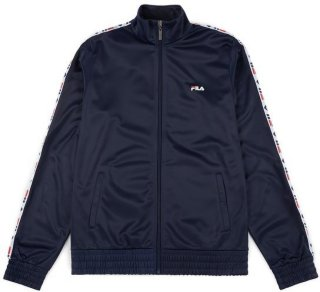 Fila Peacoat Tape Track jacket
