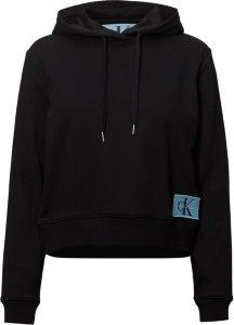 Calvin Klein Jeans Logo Badge Hoodie (Dame)