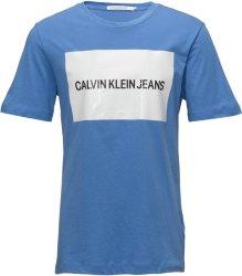 Calvin Klein Jeans Institutional Box Logo Tee (Herre)