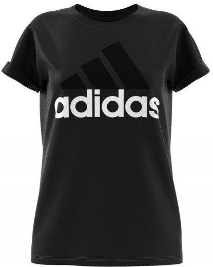 Svart Ess Lin Lo dame t skjorte | Adidas | Topper | Miinto.no
