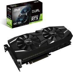 Asus GeForce RTX 2080 Ti Dual OC