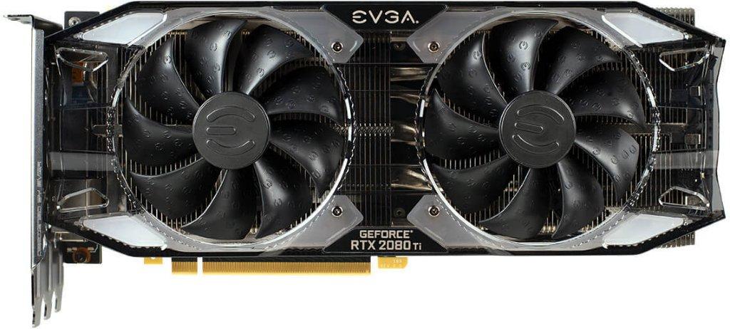 EVGA GeForce RTX 2080 Ti XC Ultra
