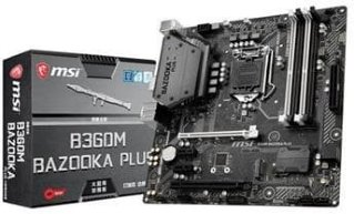 MSI B360M Bazooka Plus