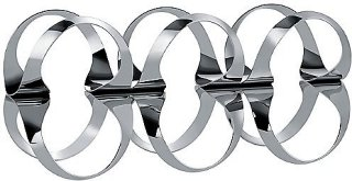 Alessi Ribbon flaskeholder