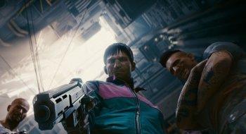 Her er de nye skjermbildene fra Cyberpunk 2077