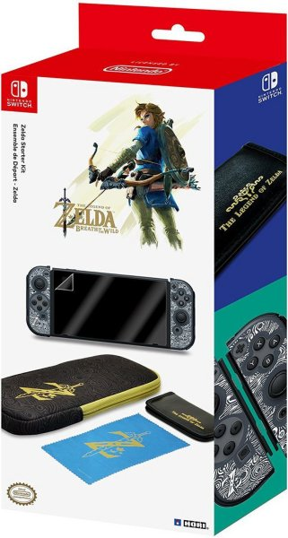 Hori Zelda Breath of the Wild Starter Kit AK4DF7