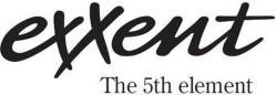 Exxent logo