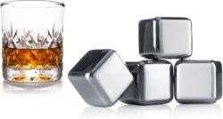 Vacu Vin whiskysteiner sett med 4