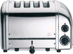 Dualit 4 Slot NewGen Toaster