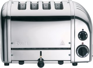 Dualit Classic Toaster 4 skiver