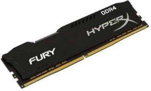 Kingston HyperX Fury DDR4 2666MHz CL16 8GB