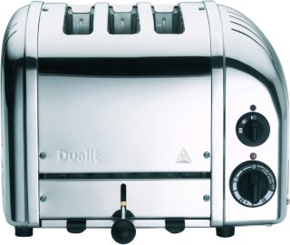 Classic Toaster 3 skiver