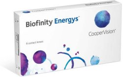 Cooper Vision Biofinity Energys 6p