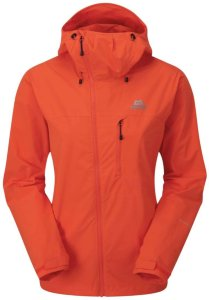 Mountain Equipment Squall Hooded Jacket (dame)