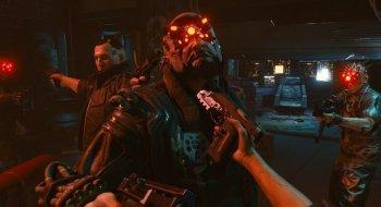 Du kan også gå utenfor byen i Cyberpunk 2077