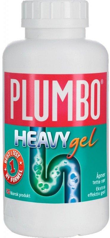 Plumbo Heavy Gel 550g