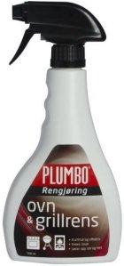 Plumbo Ovn og Grillrens 500 ml