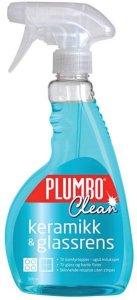 Plumbo Keramikk og Glassrens 500 ml