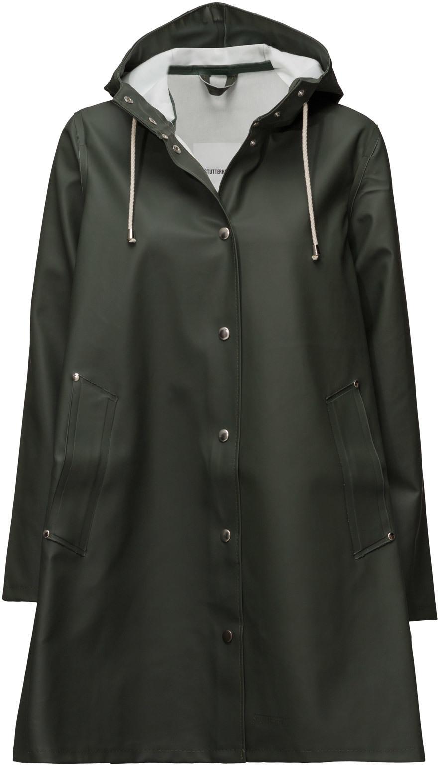 f71808dd Best pris på Stutterheim Mosebacke regnjakke (dame) - Se priser før kjøp i  Prisguiden