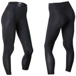 2XU Mid Rise Compression Tights (Dame)