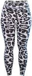 Icaniwill Animal Tights (Dame)