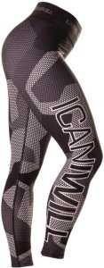 Icaniwill Diffuze Camo Tights (Dame)