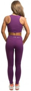 We Are Fit Grape Squad Tights