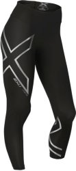 2XU Hyoptik Mid-Rise Compression Tights (dame)