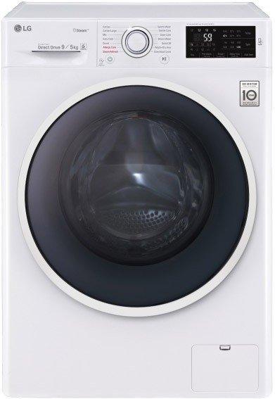 LG F4J6VG0W vask/tørk