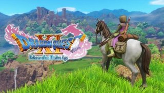 Dragon Quest XI: Echoes of an Elusive Age til Switch
