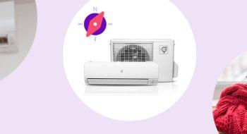 Ny varmepumpe? Se hvilken du bør kjøpe og få tilbud på varmepumpe og montering