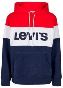 Levi's Raw Cut hoodie (dame)