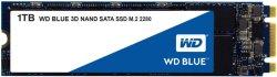 Western Digital Blue 3D NAND 1TB M.2