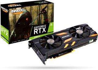 Inno3D GeForce RTX 2080 Ti X2 OC