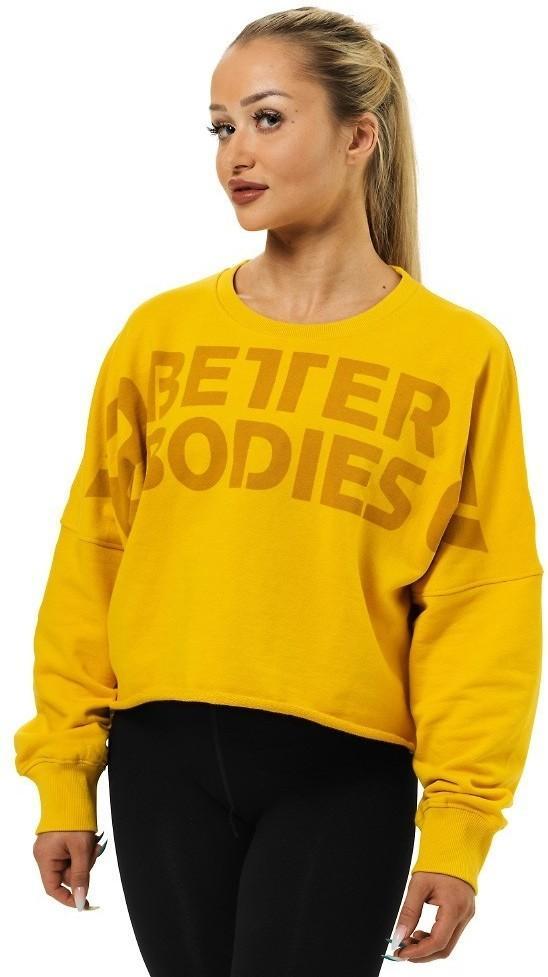 009847be Best pris på Better Bodies Bowery Raw Sweater - Se priser før kjøp i  Prisguiden