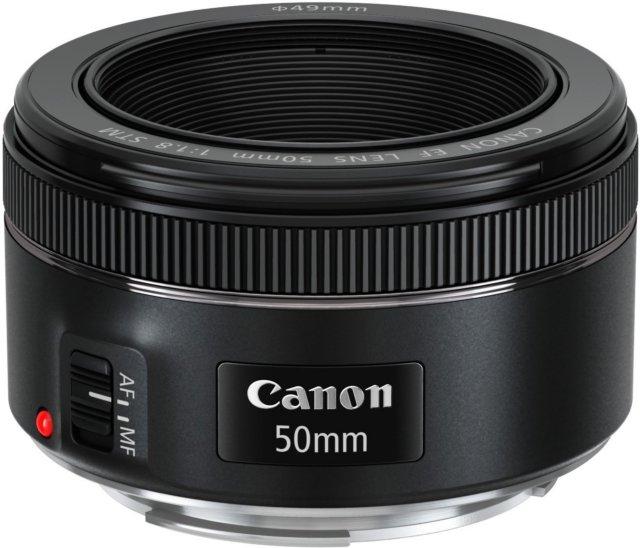 Canon EF 50mm f/1.8 STM