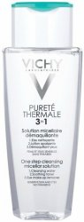Vichy Pureté Thermale 3 in 1 One Step Cleansing Micellar Solution 200 ml