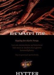Marius Nergård Pettersen Hemmelige hytter