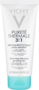 Vichy Purete Thermale 3 in 1 One Step Cleanser 100 ml