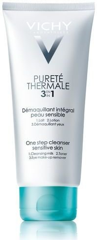 Vichy Purete Thermale 3 in 1 One Step Cleanser 200 ml