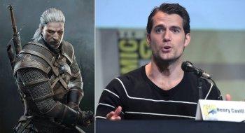Supermann-skuespilleren blir Geralt i The Witcher-serien