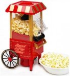 Appetitissime Retro Sweet & Pop Popcornmaskin