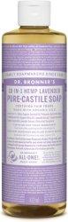 Dr.Bronner's Pure-Castile Liquid Soap Lavender 472 ml
