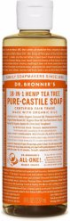 Dr.Bronner's Pure-Castile Liquid Soap Tea Tree 236 ml